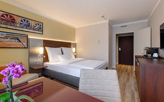 Mercure Hotel Duisburg City, rooms