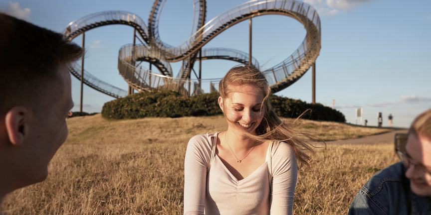 Tiger & Turtle - Magic Mountain